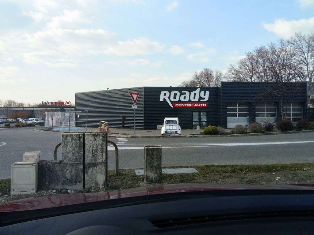 Photo Centre Auto Roady Aouste sur Sye